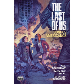 Hq Revista The Last Of Us Sonhos Americanos New Pop