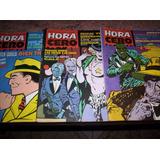 3 Revistas Historietas Hora Cero N°1 N°3 N°4 / La Urraca.