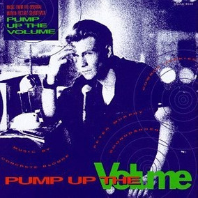 Pump Up The Volume Music Original Motion Picture Cd Imp.
