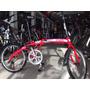 Bicicleta Plegable X-terra Fx20 Rodado 20 Shimano 7vel