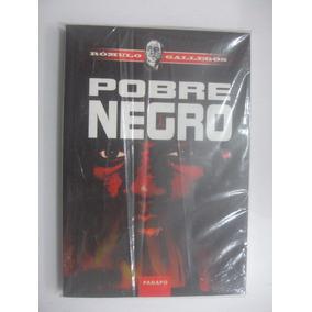 Libro Pobre Negro Romulo Gallegos