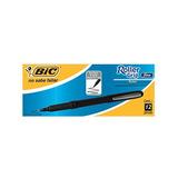 Bicboligrafo Bic Grip Roller Punto Fino Negro