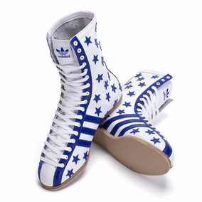 Zapatillas adidas Botas Jeremy Scott Cuero Mcvent.club