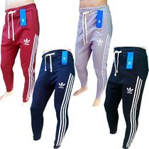 Adidas Pantalon Gimnasio Deportivo Hombre Semi Chupin Joggin