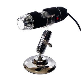 Microscopio 5mp Digital 50-500x Uso Tecnico Electronica