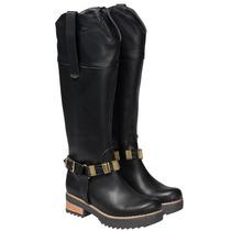 Botas Mujer Zapatos Caña Alta Bota Montar Almacen De Cueros