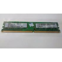 Memória Ddr2 512mb 533 Pc4200 Nova C/garantia