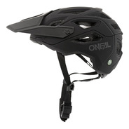 Casco Oneal Pike Ipx Para Bicicleta Negro