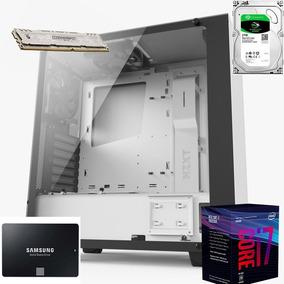 Computador Gamer I7 8700 16gb Ram Sem Placa De Vídeo