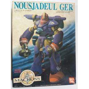 Nousjadeul Ger (escala 1/144) Bandai Macross [japan] 1992