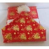 Capa Para Cadeira Papai Noel Gorro Natal