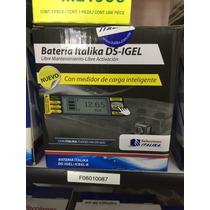 Bateria Moto Italika Gel Original Inteligente At110