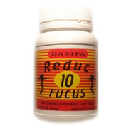 Reduc 10 Fucus Dasipa Pack 3 X 100 Comprimidos Iodo Organico