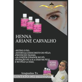Henna Ariane Carvalho