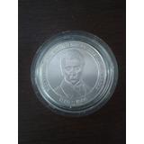 Moneda Plata Bicentenario Jose Maria Vargas