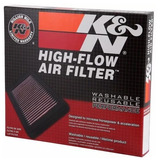 Filtro De Aire K & N, 33-2401 Para Ford Focus 2.0 Lts