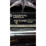 Pistones Fiat 1500 77mm +0,6 Federal Mogul