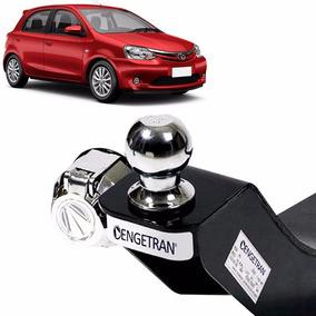 Engate Para Reboque Engetran Toyota Etios Hatch 2012 14 Abs