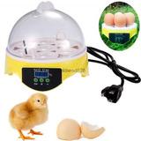 Automático Digital 7 Huevo Incubadora Pollo Hatcher...
