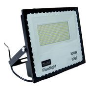 Refletor Holofote Led 300w Smd Branco Frio Bivolt