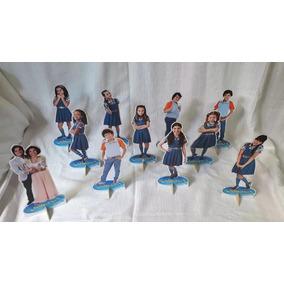 Chiquititas 12 Display De Mesa De 15 A 20cm