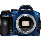 Pentax K-30 Weather-sealed 16 Mp Cmos Digital Slr (blue, Bod