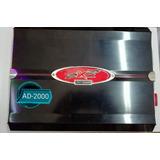 Amplificador Radox Ad-2000