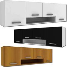 Mueble De Cocina - Aereo 4 Puertas Con Estante- Alacena- Lcm