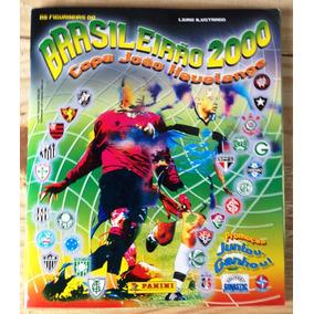 Campeonato Brasileiro 2000 Completo C/time Campeão E Alfajor