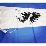 Nueva Bandera Argentina Islas Malvinas 150 X 90cm Argenflag