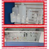 Garrafa, Recipiente, Botella, De Plastico 500 Ml 65 Piezas