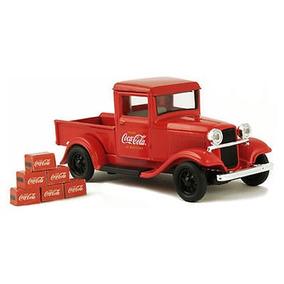 Motor City Classics 1:43 Coca-cola 1934 Ford Model A Pickup