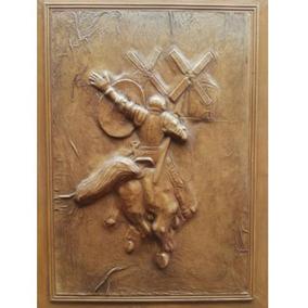 Cuadro De Don Quijote De La Mancha