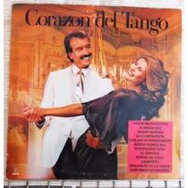 Vinil Corazon Del Tango - Disco Zerado - Para Colecionadores