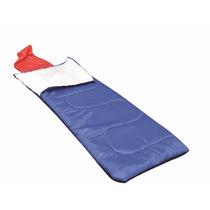 Sleeping Bag Adulto Ligero1.90x.75 Ideal A+5°c Guerrero