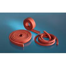Silicon Para Selladoras De 3/8x3/8 Pulgada Alta Temperatura