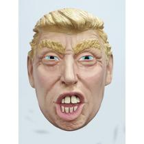 Mascara Hallowen Donald Trump Latex Original