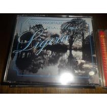 Cd Melodias Inmortales De La Musica Ligera