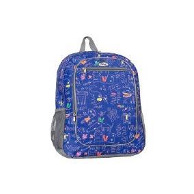 Mochilas Escolares sin Carro Otras Marcas Color Azul para Niños en ... 911a64f29a40a