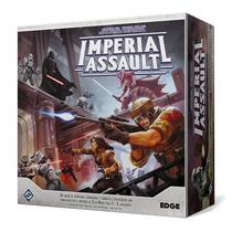 Star Wars Imperial Assault - Juego De Mesa (español)