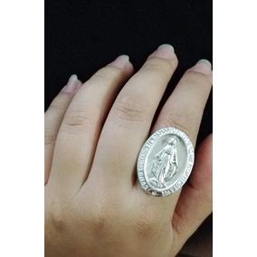Anel Nossa Senhora De Prata