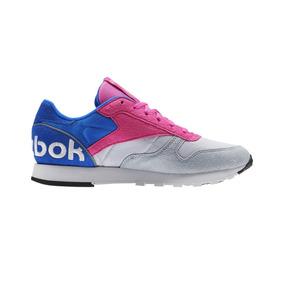 fe2dc027608 Reebok Classic Bota - Zapatillas Reebok Gris oscuro de Mujer en ...