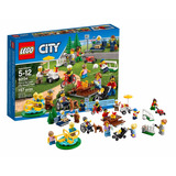 Lego City 60134 - Diversão No Parque 157 Peças