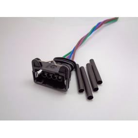 Conector Plug Do Fluxo De Ar Omega Silverado Astra Vectra Cd