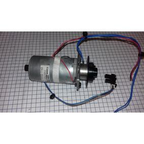 Motor Japones /encoder, 36pul/rev,/freno Magnetico, 24v Dc