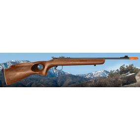 Rifle Deportivo De Salvas Mendoza M-990 + Extras