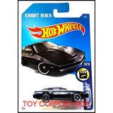 Knight Rider Hot Wheels Hw Screen Time Auto Fantástico Kitt