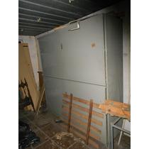 Armário De Aço Para Escritório / Arquivo Morto - 4 Portas