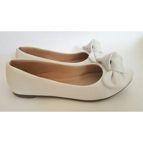 Sapatilha Feminina Branca Tamanho/número 34-35-39-49-41-42