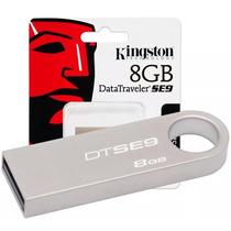 Memoria Usb 8gb Kingston Dtse9 Edicion Especial Metalica